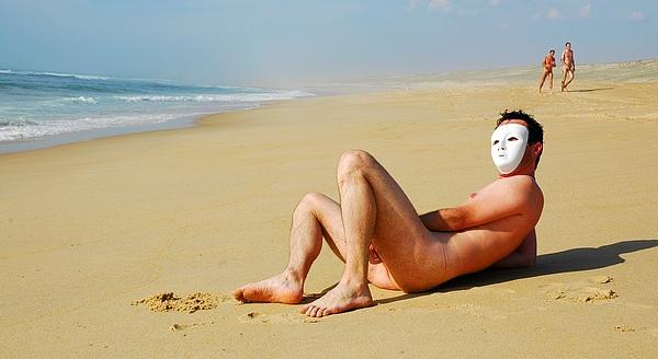 gay men showering naked